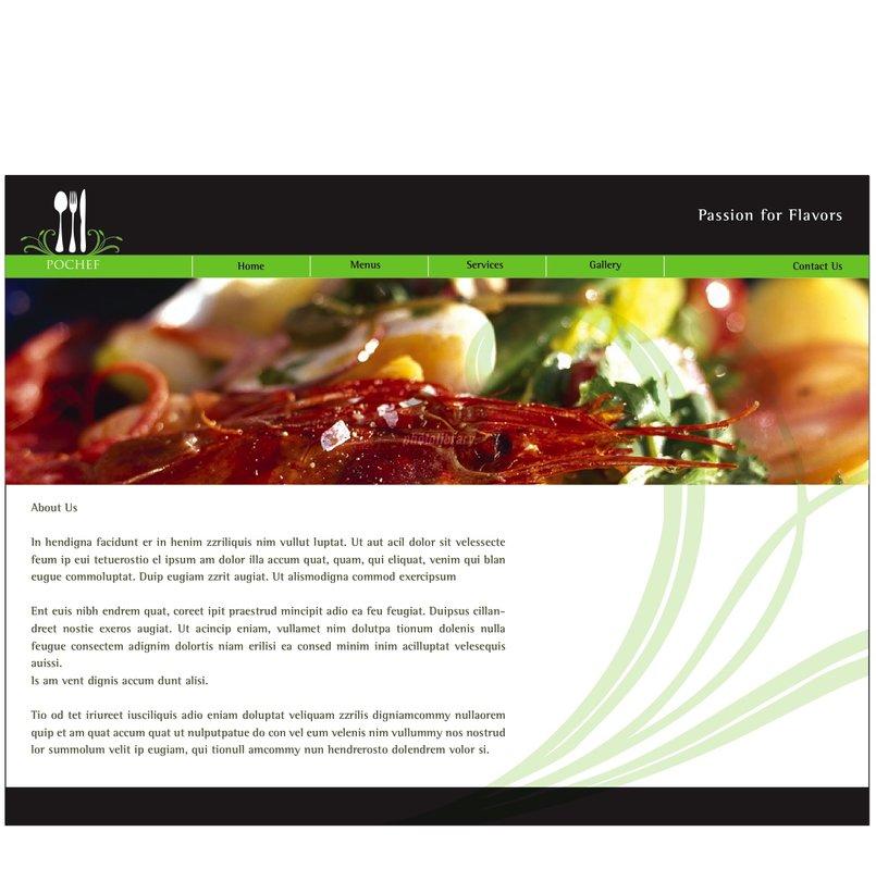 -webpage layout