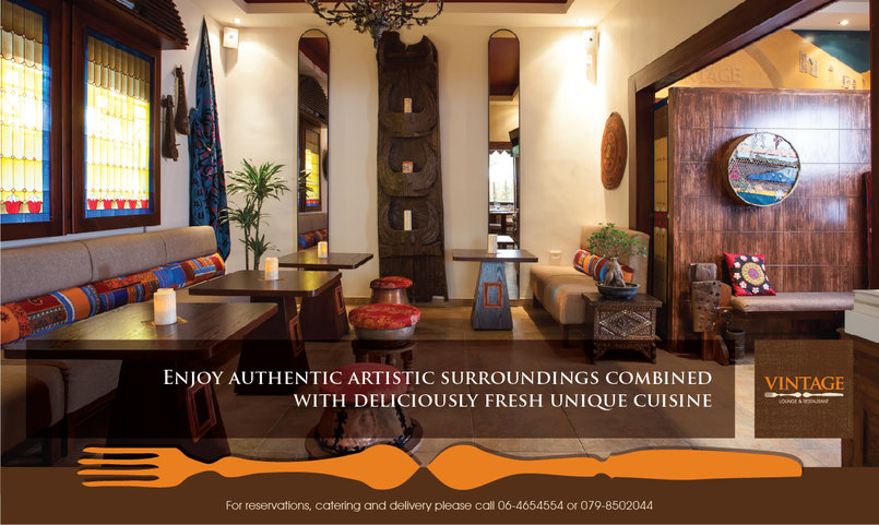 Vintage, Lounge & Restaurant
