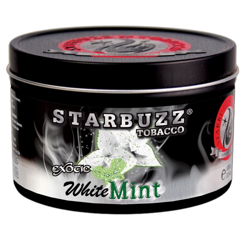 StarBuzz White Mint Can