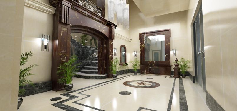 interior design -full scene design