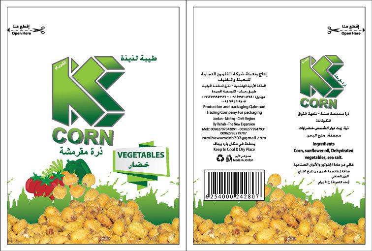 Corn Nuts (K) Nuts