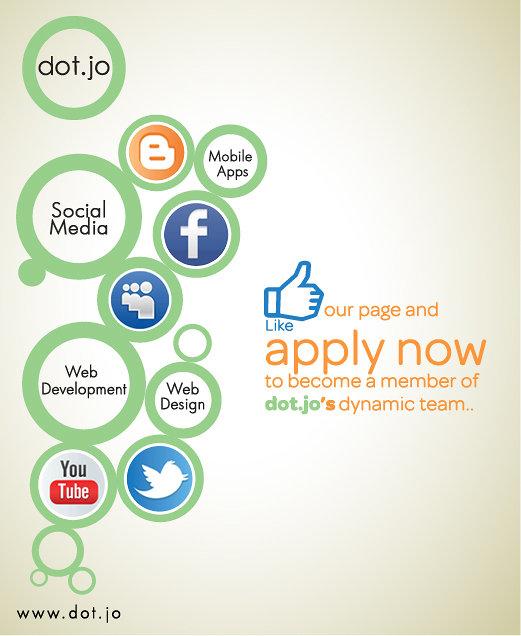 dot.jo facebook - App