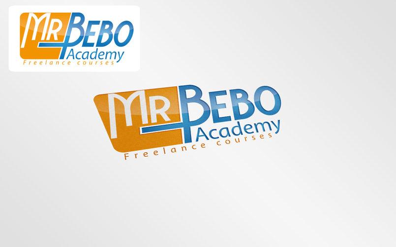 MR Bebo Academy Logo