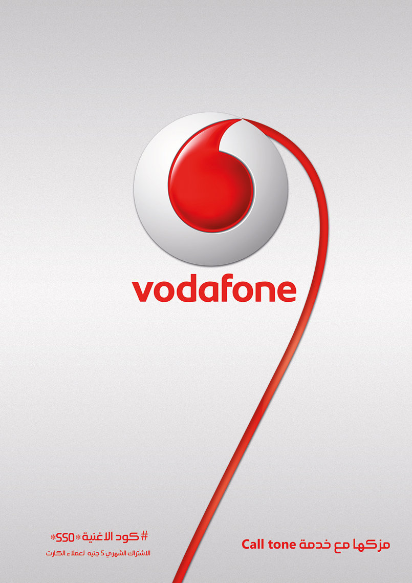 Vodafone campaign