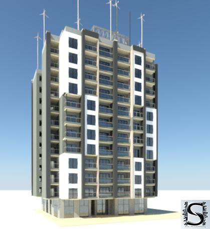 GRADUATION PROJECT , WORKERS' HOUSING