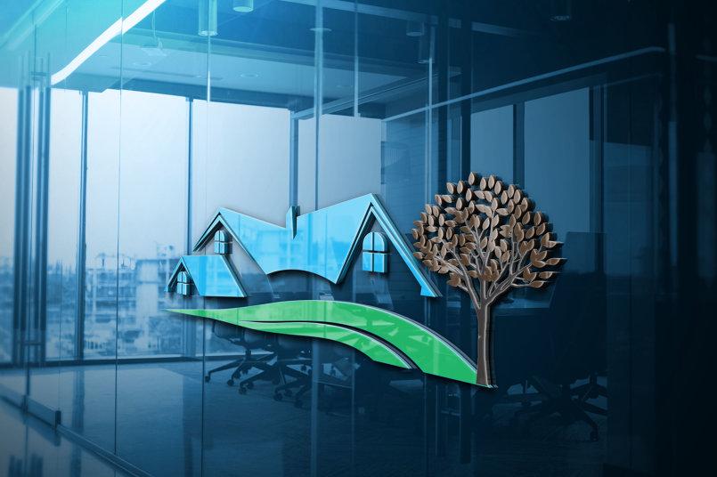 3- 3- تصميم لوجو إحترافي بإسم الشركة ونشاطها