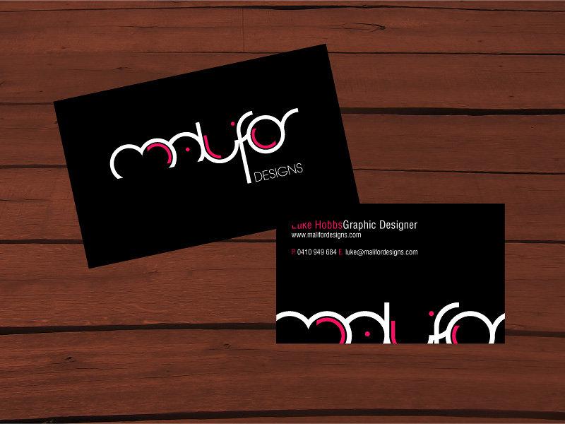 تصاميم لبطاقات الاعمال Business Cards