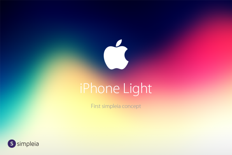 iPhone Light Concept