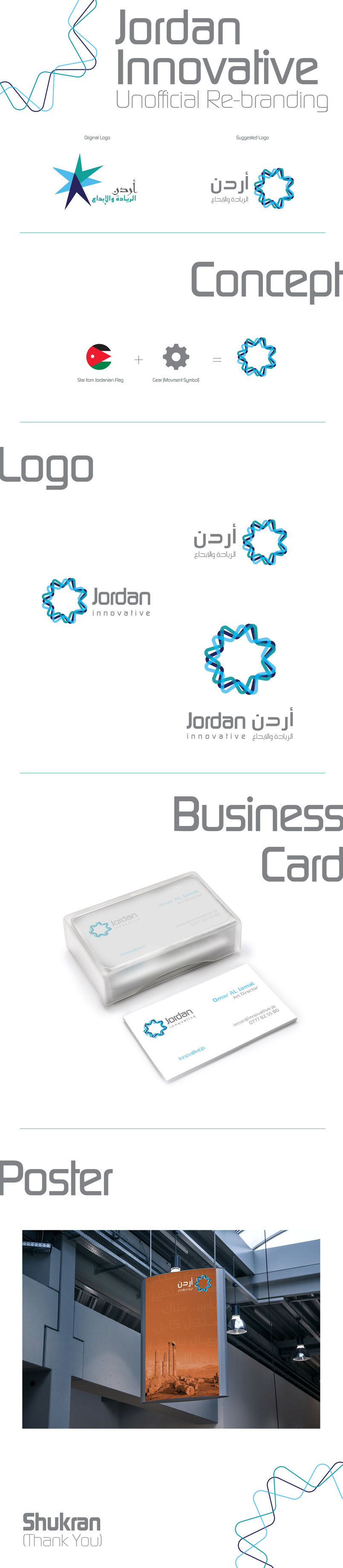 Jordan Innovative - Unofficial Re-branding