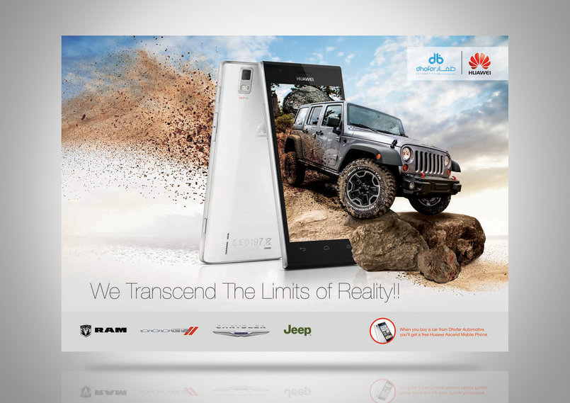 Campaign Proposal between Huawei and Jeep