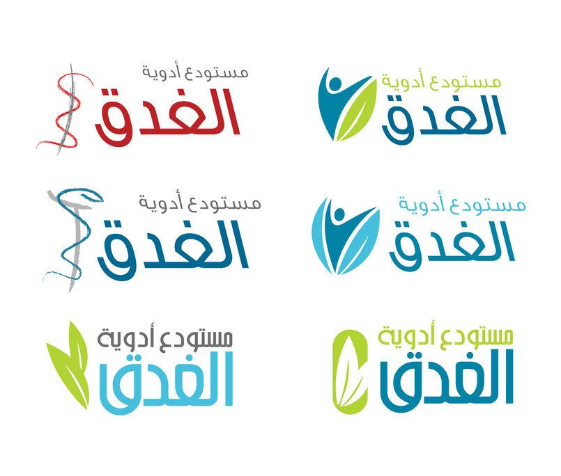 Logo of a drug store