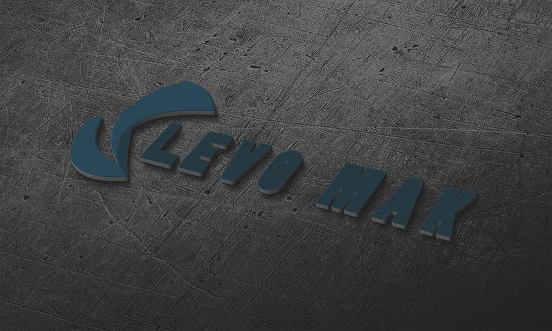 شعار شركة Levo mak