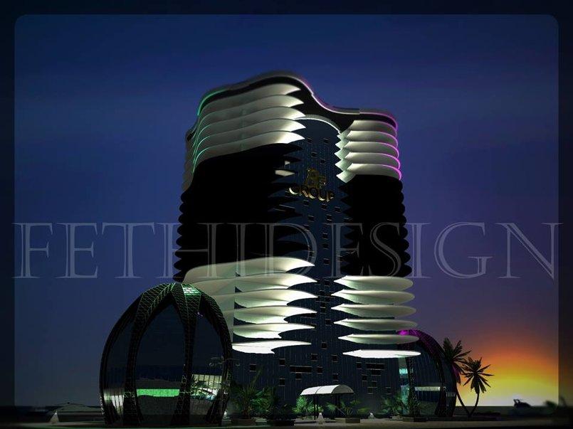 مشاريع معمارية