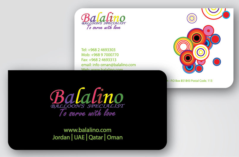 1 - Business Cards