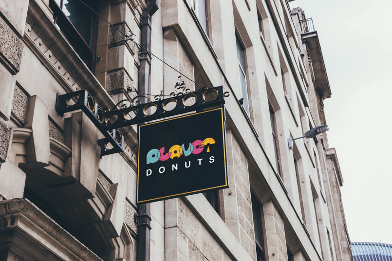 Logo Outdoor Sign