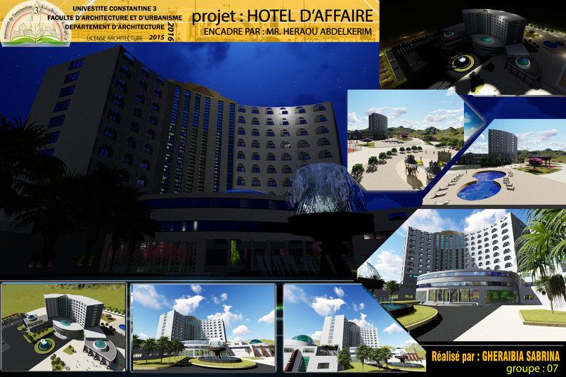 hôtel Ommi