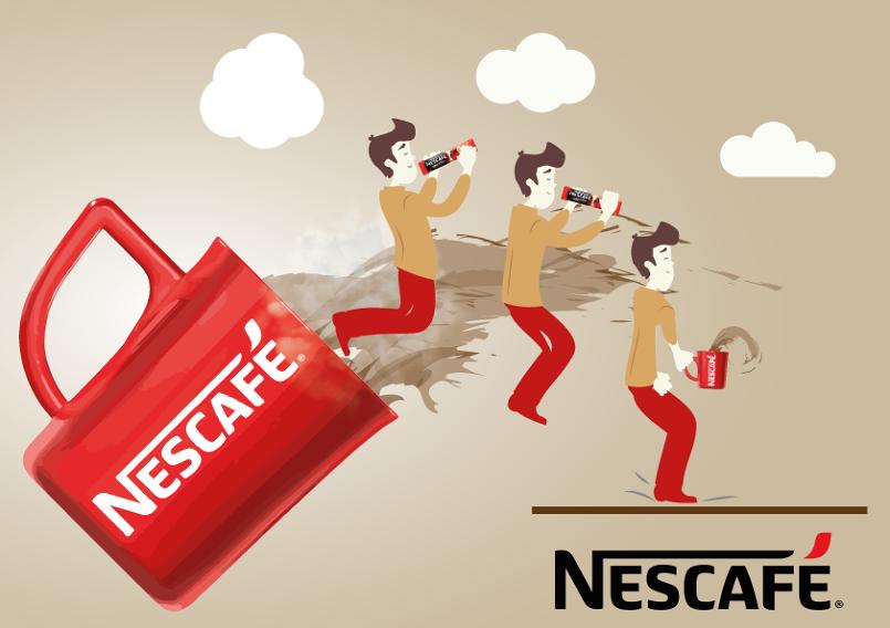 Nescafe 3 in 1