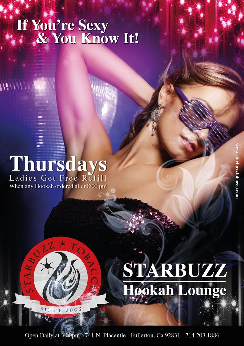 3 - StarBuzz Ad's