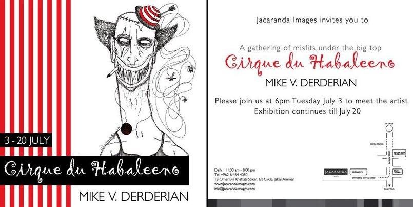 Cirque du Habaleeno: A gathering of misfits under the big top ...