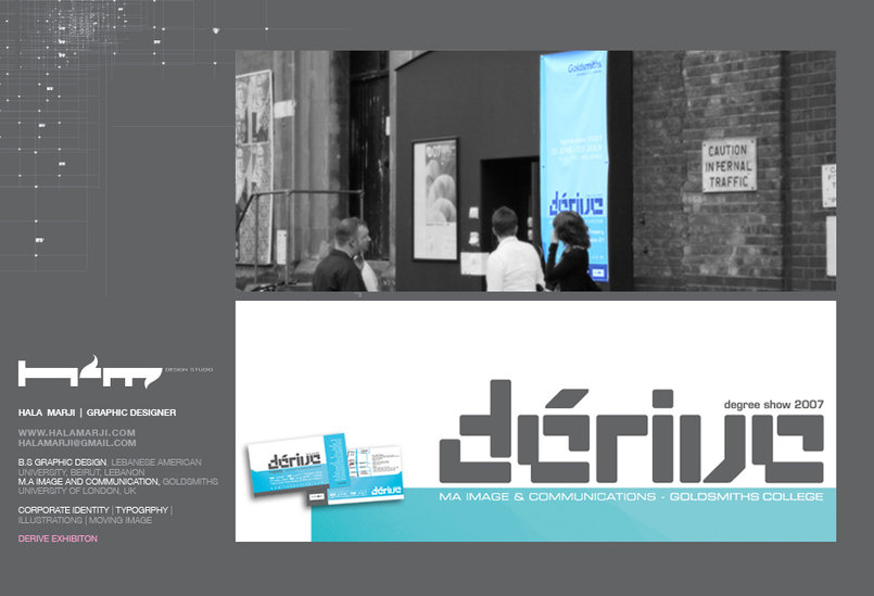 Derive Exhibition London