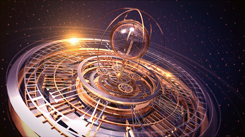 Universe On Time