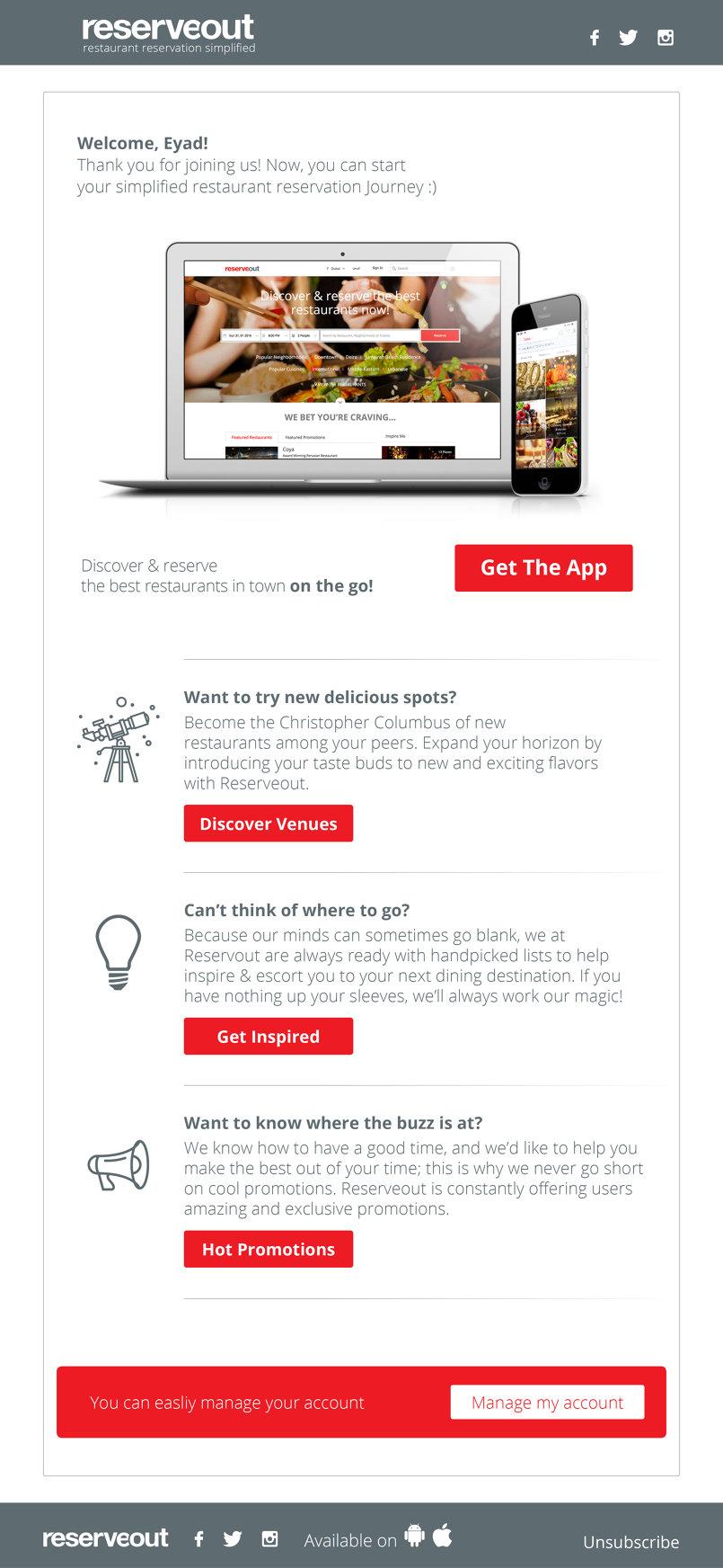 Newsletter Designs - Mailshots