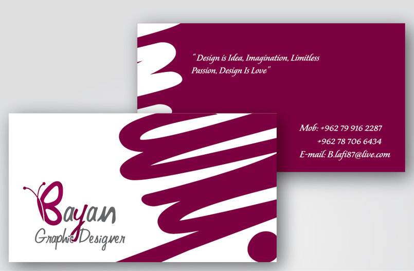 2 - Business Cards