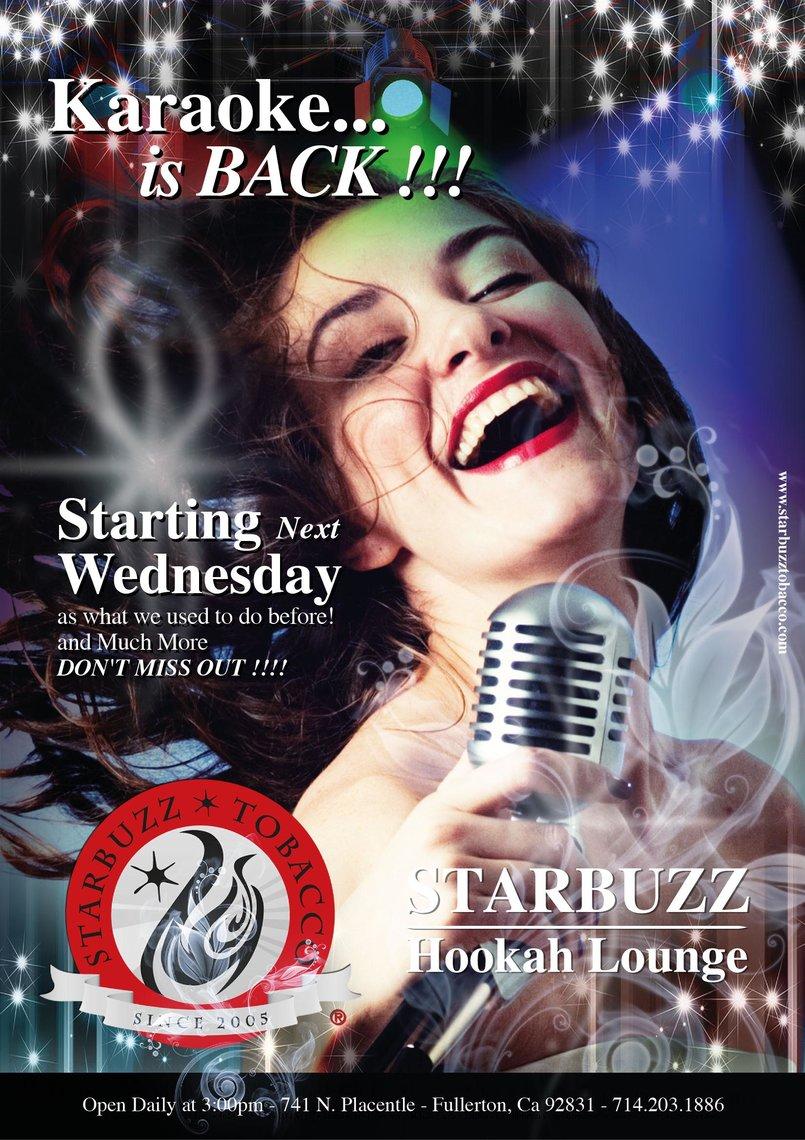 7 - StarBuzz Ad's