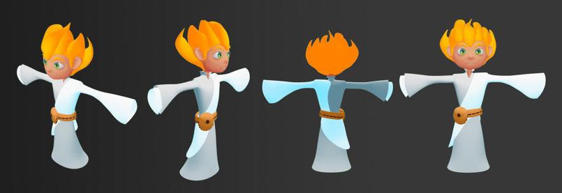 3D Animation test