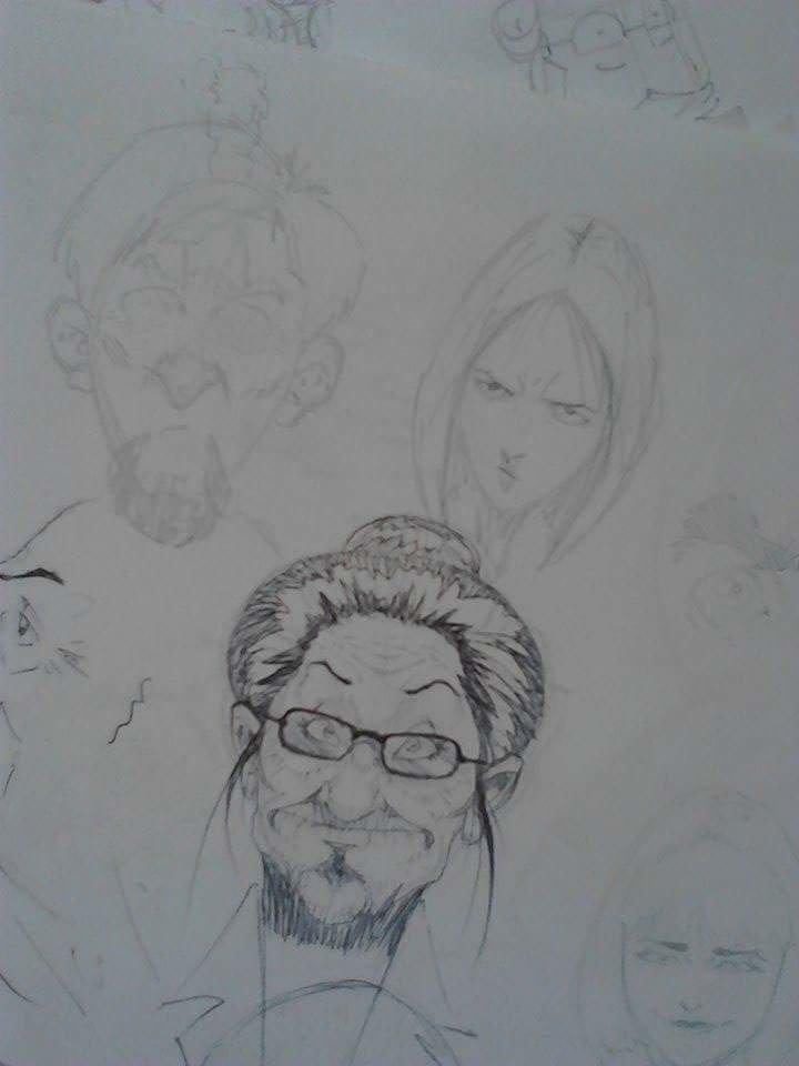 pencil stuff
