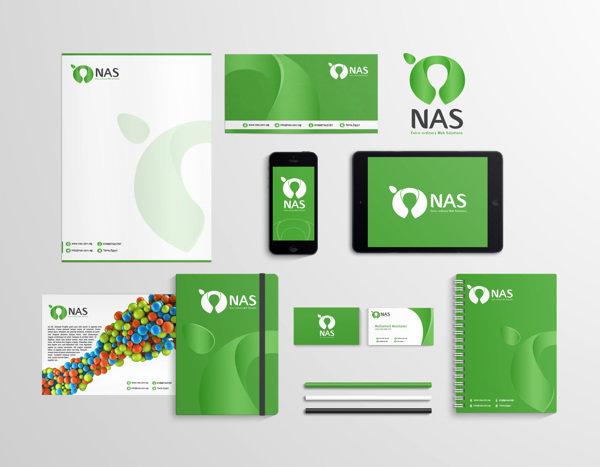 NAS | Logo