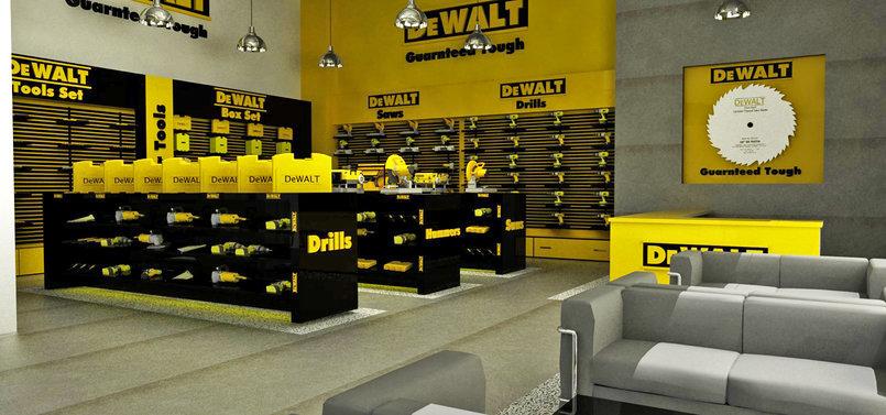 DeWalt Company Design