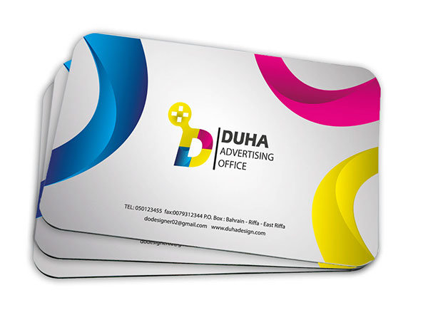 """Graduation Project ""duha advertising office"