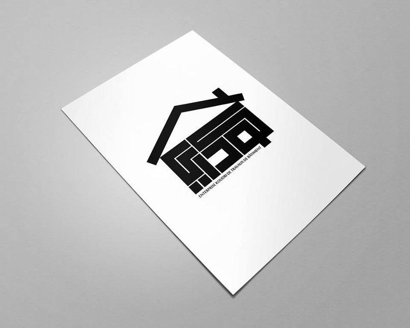 شعار مؤسسة بناء بسم كودري