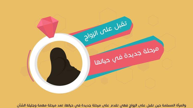 المرأه المسلمة على عتبة الزواج -مجموعة زاد جروب