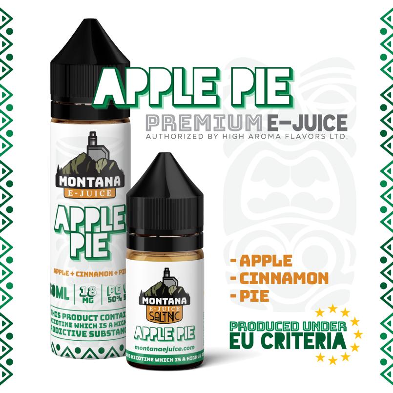 Montana e-Juice