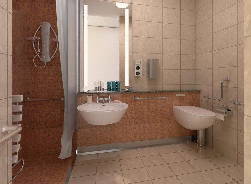Patient-bathroom