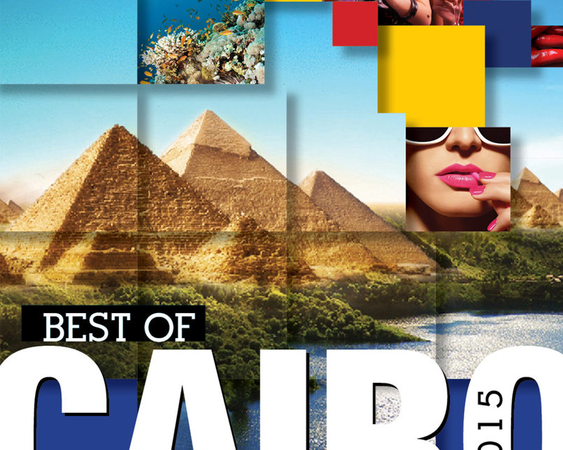 Cairo Guide Cover Design