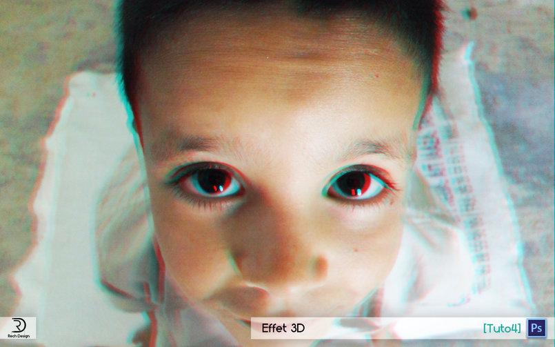 Effet 3D