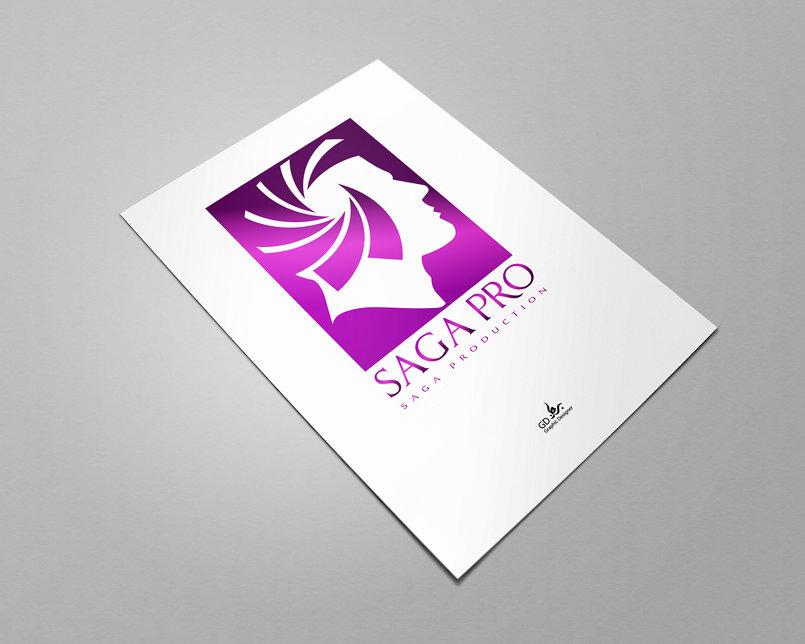 شعار saga proudction