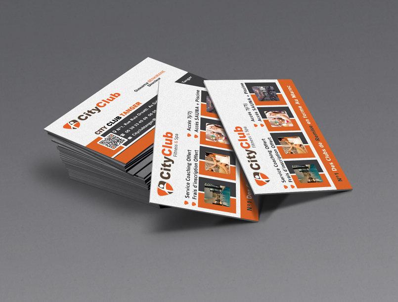 بطاقات أعمال