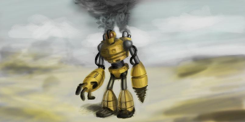 Desert Robo
