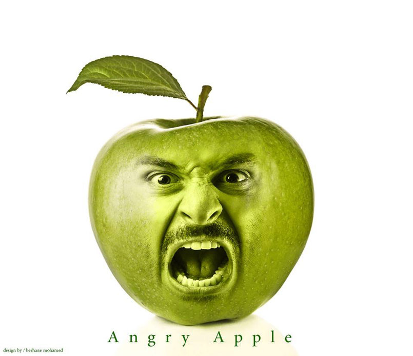 angry appel