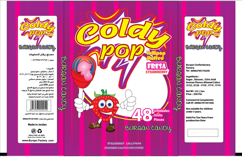 Coldy Pop