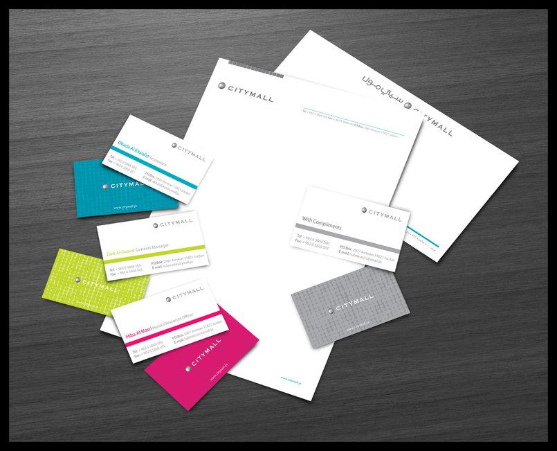 Corporate Identity | Stationary Design