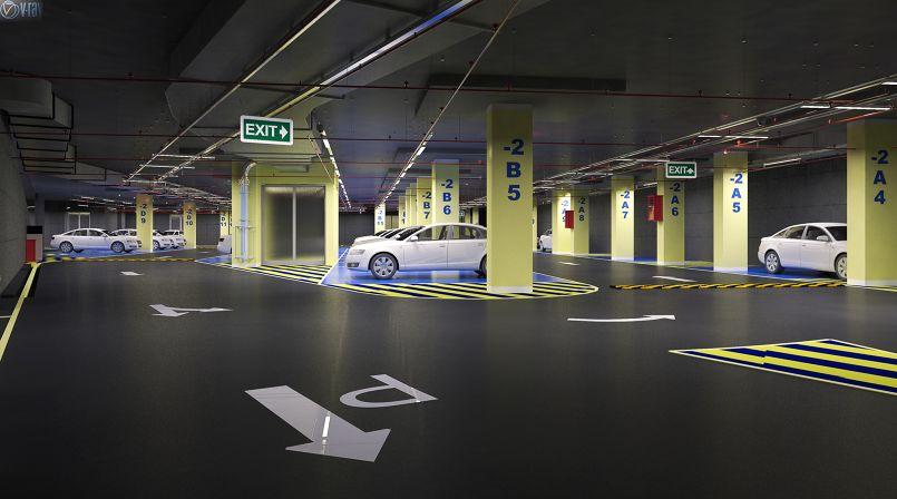 AF-hospital-underground-parking
