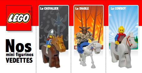 Lego flyer