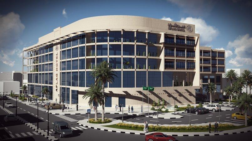 فندق في السعودية