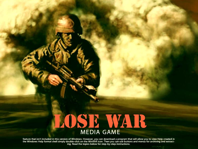Lose war