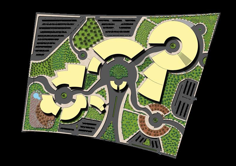 Layout landScap